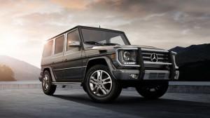 В 2016 году появится существенно обновленный Mercedes-Benz G-Class