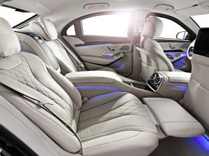 Представлена бронированная модификация Mercedes-Benz S600 Guard