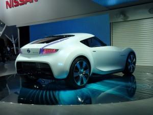 Новый Nissan 370Z получит индекс Z35 и кузов «тарга»
