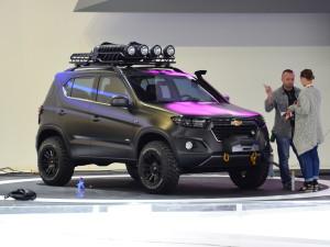 Новый Chevrolet Niva показался полностью