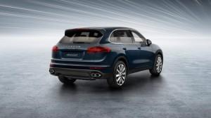 Обновленный Porsche Cayenne получил рублевые ценники