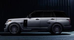Тюнинг Mystere для Range Rover 5.0 V8 SC Autobiography от Hamann