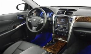 Новый 2,0-литровый мотор для рестайлинговой Toyota Camry