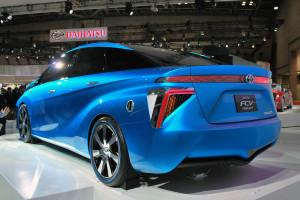 Водородная Toyota получит имя Mirai и выйдет на рынок в 2015 году
