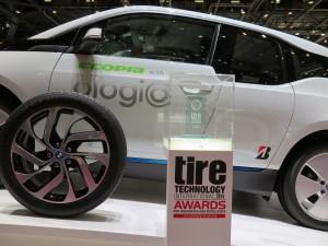 На ММАС-2014 Bridgestone представила новые шины Ologic