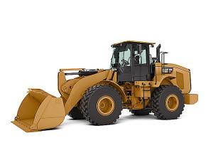 Погрузчик Caterpillar 950GC получил новые ковши Performance Bucket