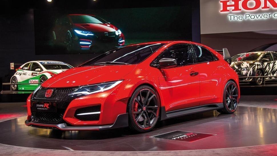 Обновленный Honda Civic выходит на американский рынок