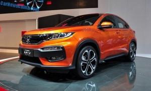 Honda XR-V/Vezel/HR-V дебютировала в Китае