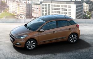 Hyundai i20 получит 3-дверную модификацию