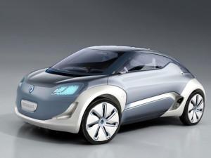 Renault продемонстрирует на Парижском салоне сверхэкономичный прототип