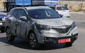 Смена Renault Koleos «попалась» фотошпионам