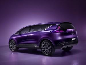 Новый Renault Espace дебютирует в Париже