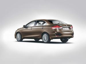 Suzuki сообщила подробности о новой модели Ciaz
