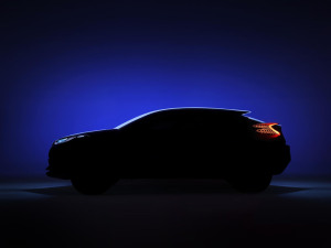 Toyota представит в Париже концепт-кроссовер C-HR