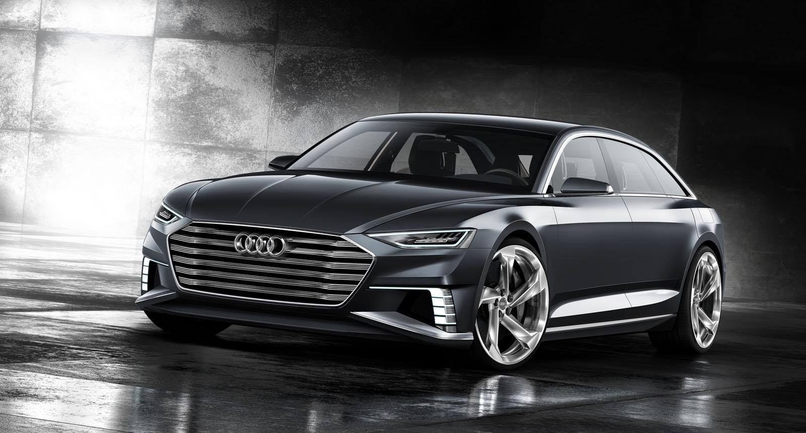 Audi Prologue Avant концепт