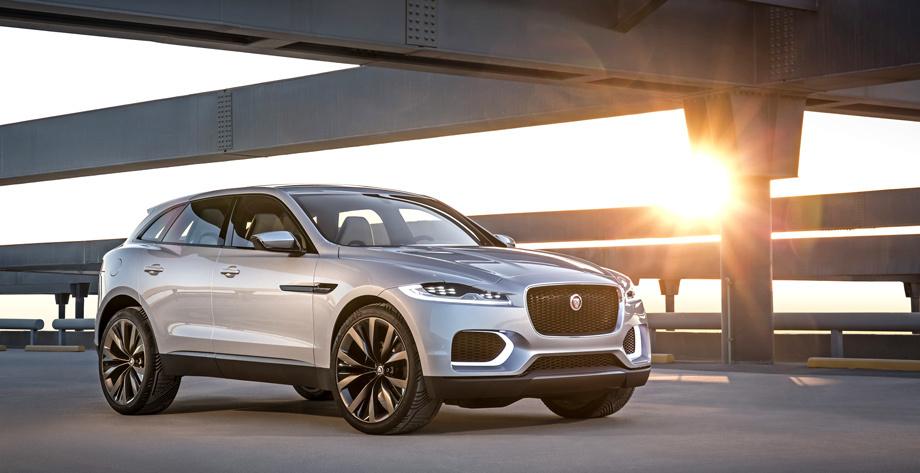 Новый кроссовер jaguar f-pace в 2018 году. Обзор. Характеристики. Цены. Фото