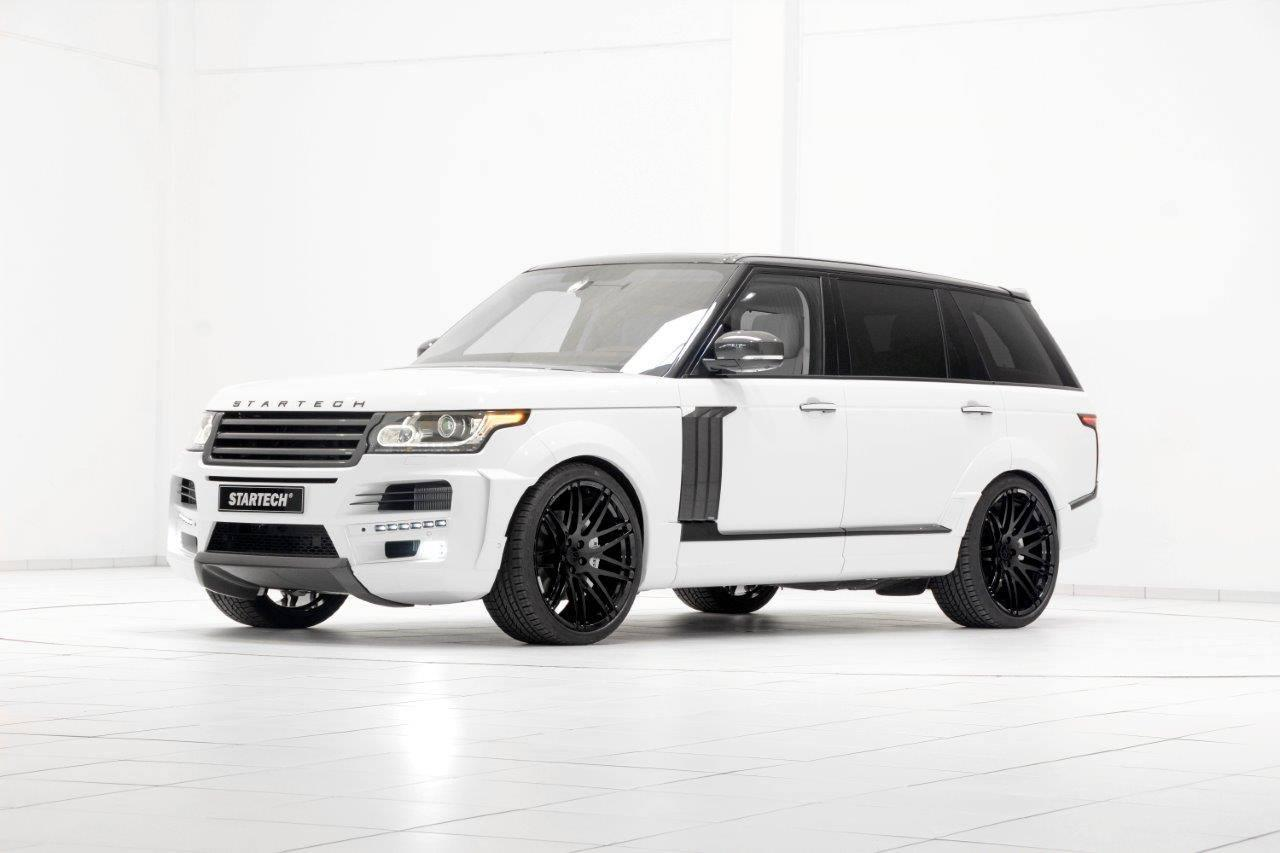 Range Rover LWB тюнинг от Startech