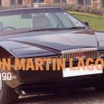 Aston Martin Lagonda 1974-1990