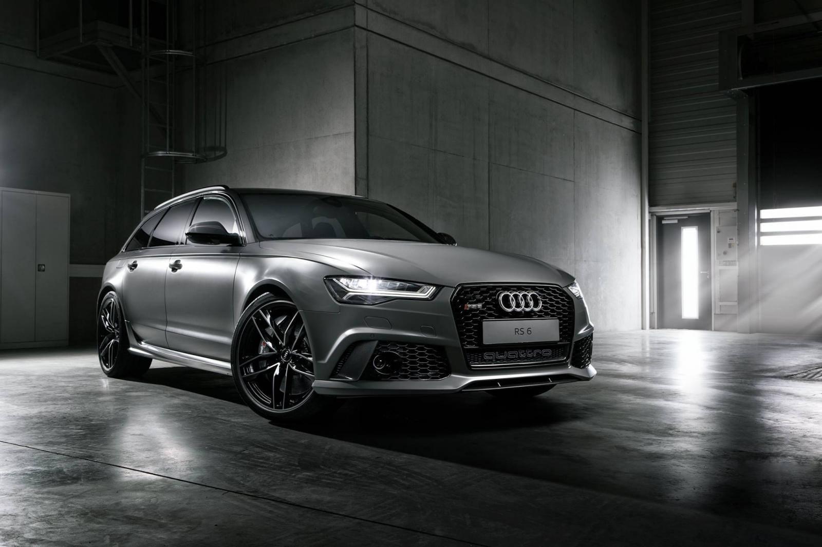 Audi RS6 Avant 2015 от Audi Exclusive