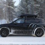 Bentley Bentayga 2016 Spy Photo