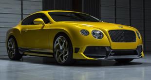 Bentley Continental GT BR10RS тюнинг Vorsteiner