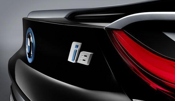 BMW i8 logo
