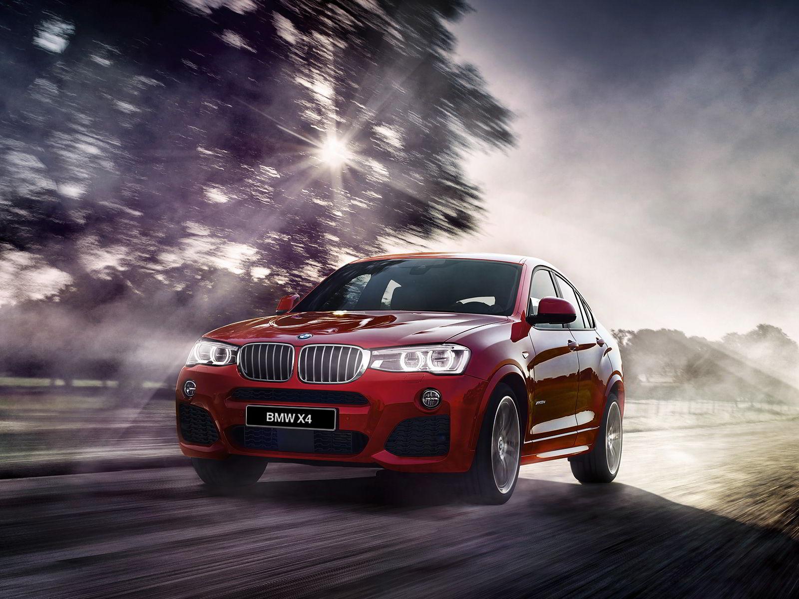 BMW X4 Россия