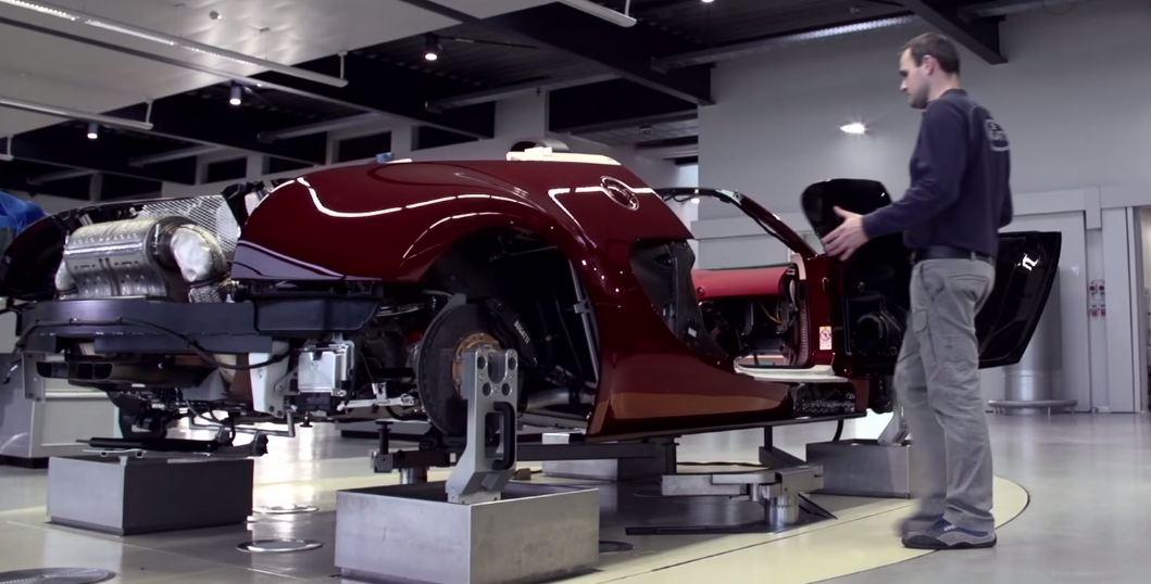 Bugatti Veyron Grand Sport Vitesse La Finale сборка видео