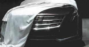 Cadillac CT6 2016 последний тизер