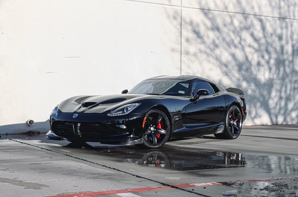 Dodge Viper GTS Twin Turbo от RSI Racing Solutions