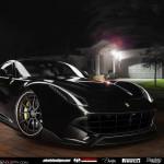 Ferrari F12 Berlinetta ADV10R Track Spec CS