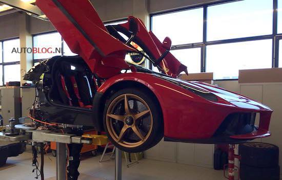 Ferrari LaFerrari отзыв
