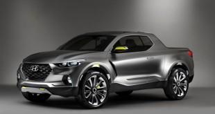 Hyundai Santa Cruz пикап-концепт