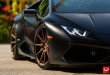 Lamborghini Huracan тюнинг колес Vossen Wheels