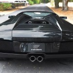 Lamborghini Murcielago Roadster тюнинг + колеса ADV.1