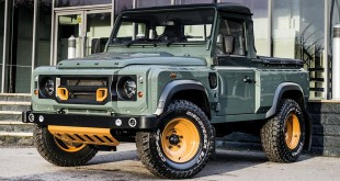 Land Rover Defender Pick Up тюнинг от Kahn Design