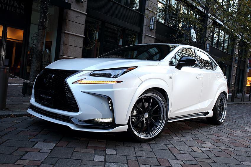 Тюнинг Lexus Nx Black Label от Artisan Spirits Avtovesti Com