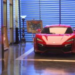 Lykan Hypersport Furious 7/Форсаж 7