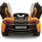McLaren 570S официальные фото