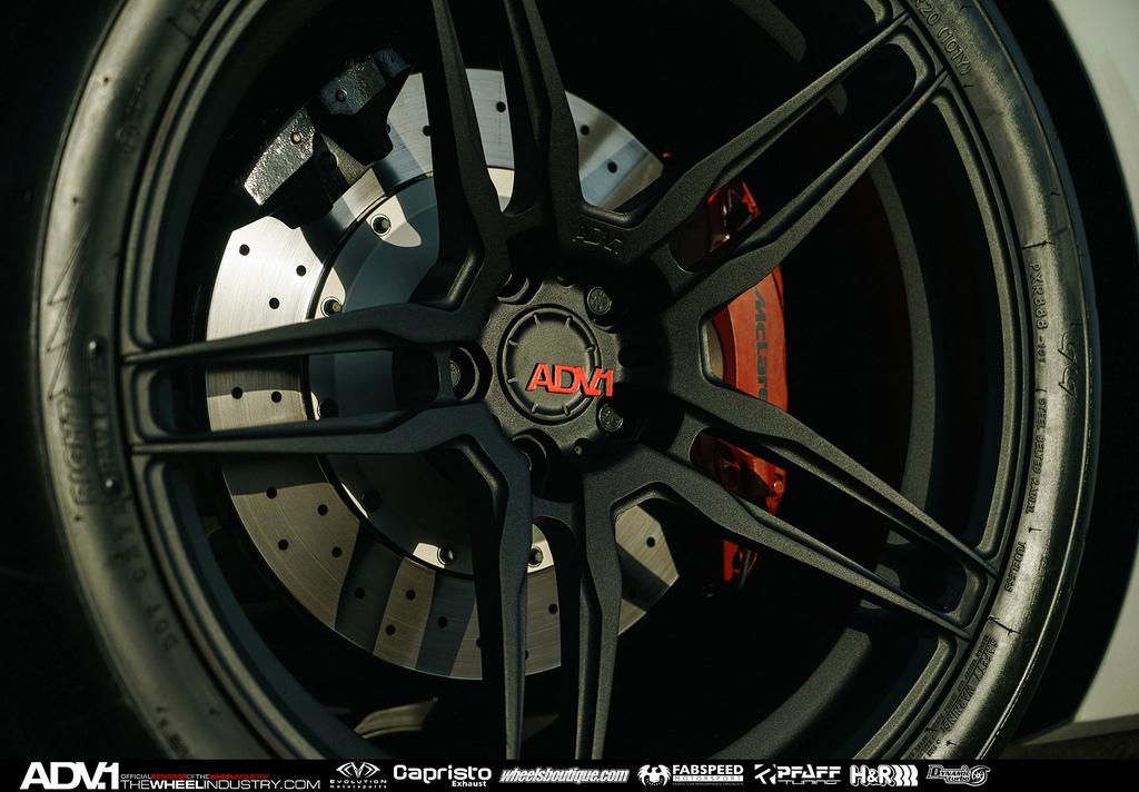 McLaren C12 на колесах ADV.1