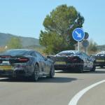 McLaren Sport Series шпионские фото