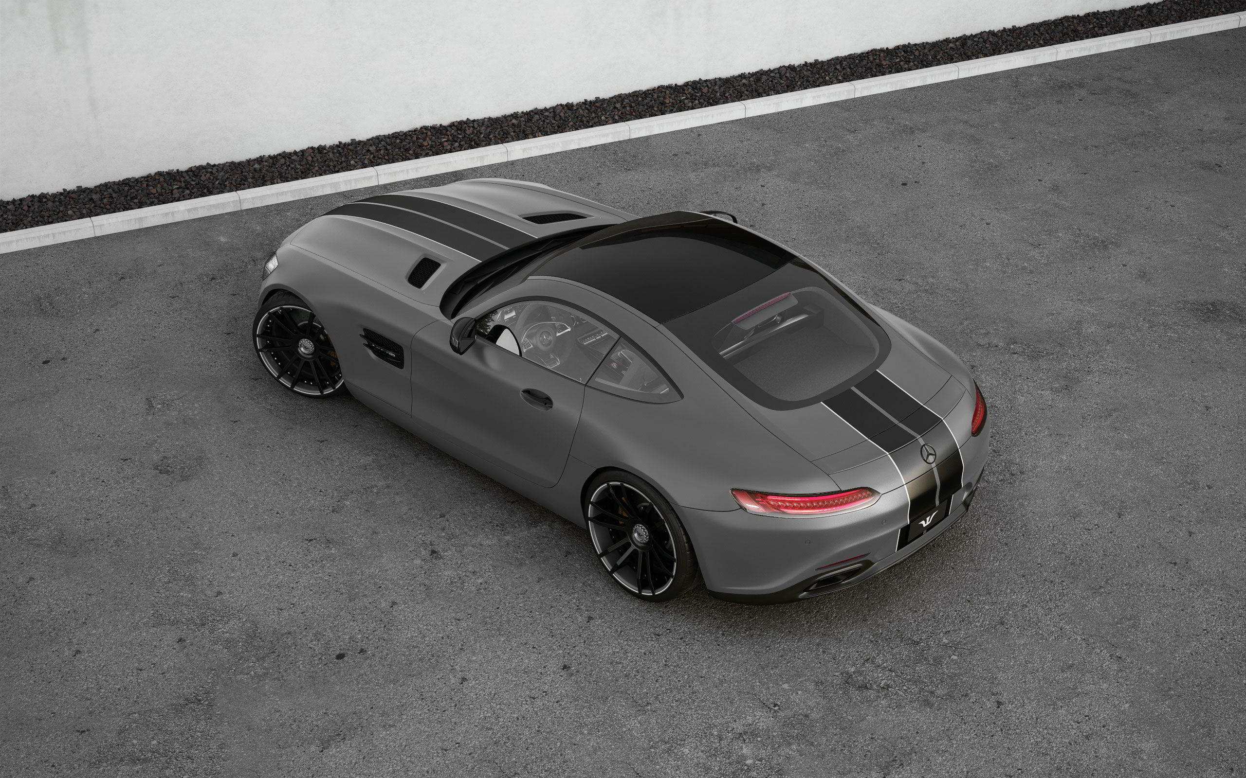 Mercedes-AMG GT / GT S тюнинг Wheelsandmore