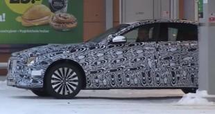 Mercedes-Benz E-Class 2016 шпионское