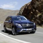 Mercedes-Benz GLE 2016 фото