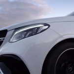 Mercedes-Benz GLE 2016 видео