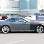 Mercedes-Benz SL шпионские фото