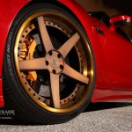 Nissan GT-R на колесах Strasse