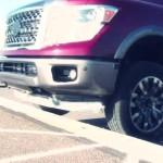 Nissan Titan 2016 тестирование
