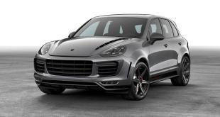 Porsche Cayenne тюнинг TOPCAR Vantage / Vantage GT-S