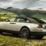 Rolls-Royce 2018 внедорожник рендер